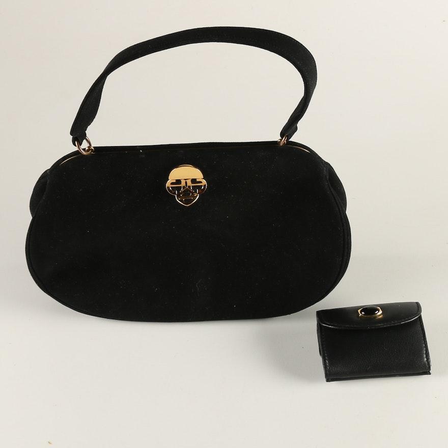 b4783a0fcb2c21 Vintage Bienen-Davis Handbag and Wallet : EBTH