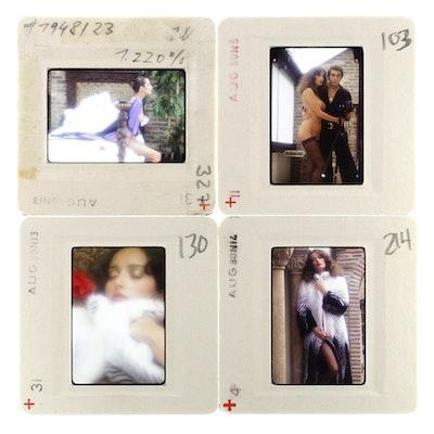 Original 35mm Slides of Isabella Ardigo by Bob Guccione