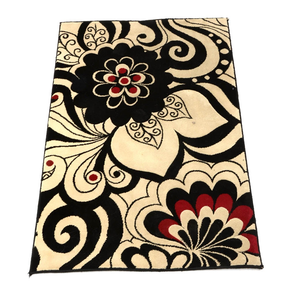Andy Warhol Collection Accent Rug Ebth