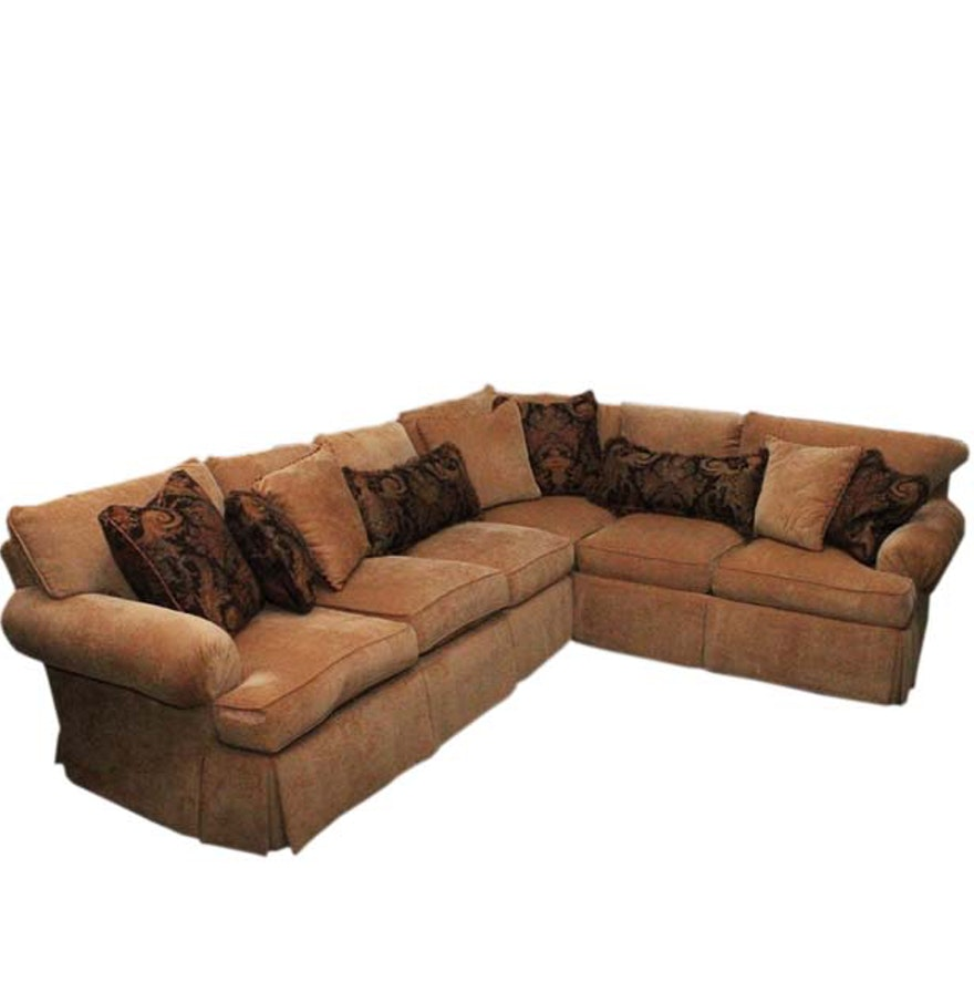 Sectional Sofas In Hickory Nc: Hickory White Sectional Sofa : EBTH