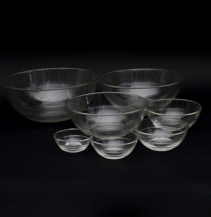 Duralex Glass Bowl