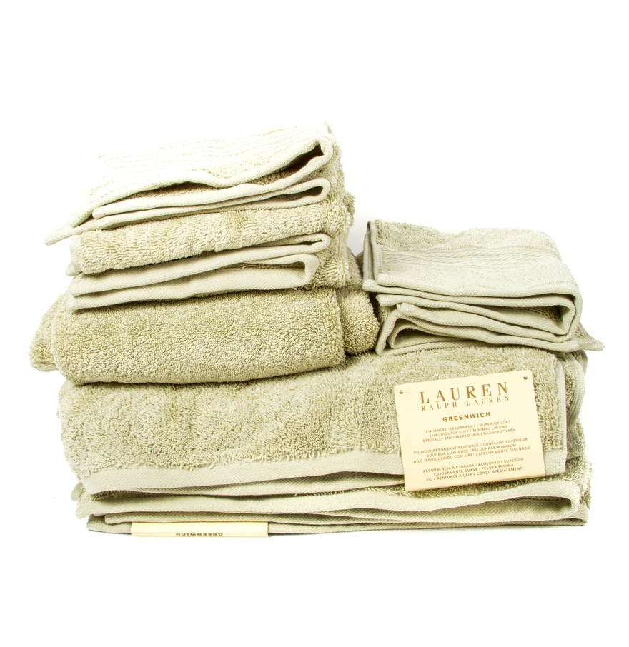 Lauren By Ralph Lauren Towels : EBTH