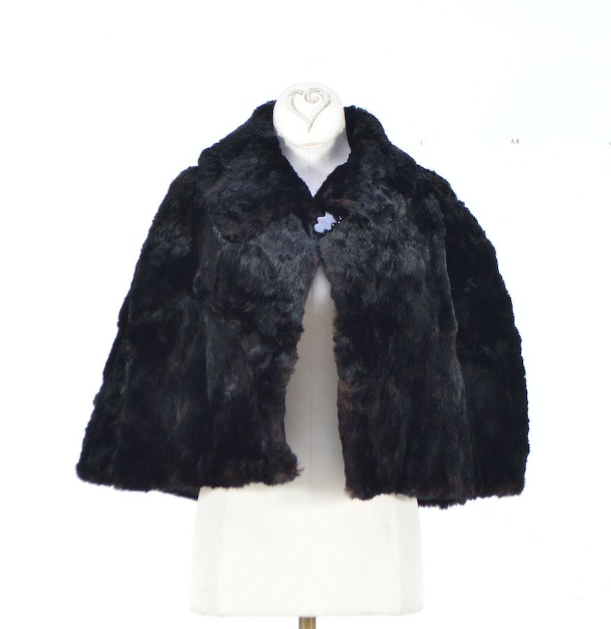 Vintage Beaver Fur 67