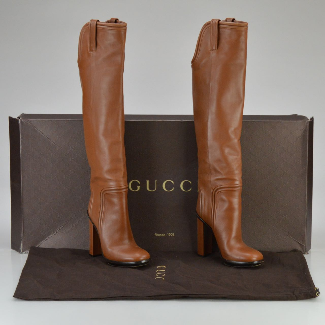 Gucci Lifford Over-the-Knee Boots | EBTH