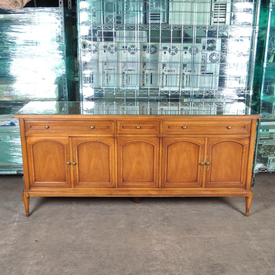 Vintage Buffet By White Furniture Company : EBTH
