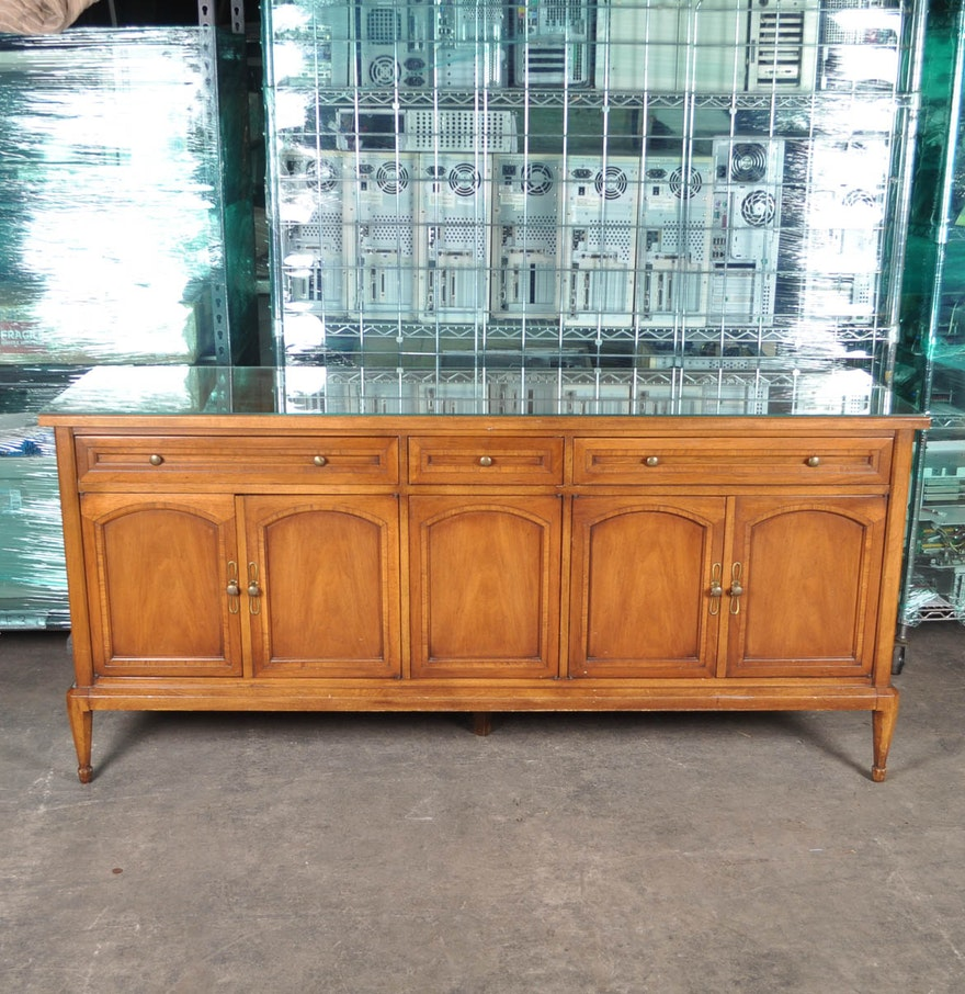 Furniture Companys: Vintage Buffet By White Furniture Company : EBTH