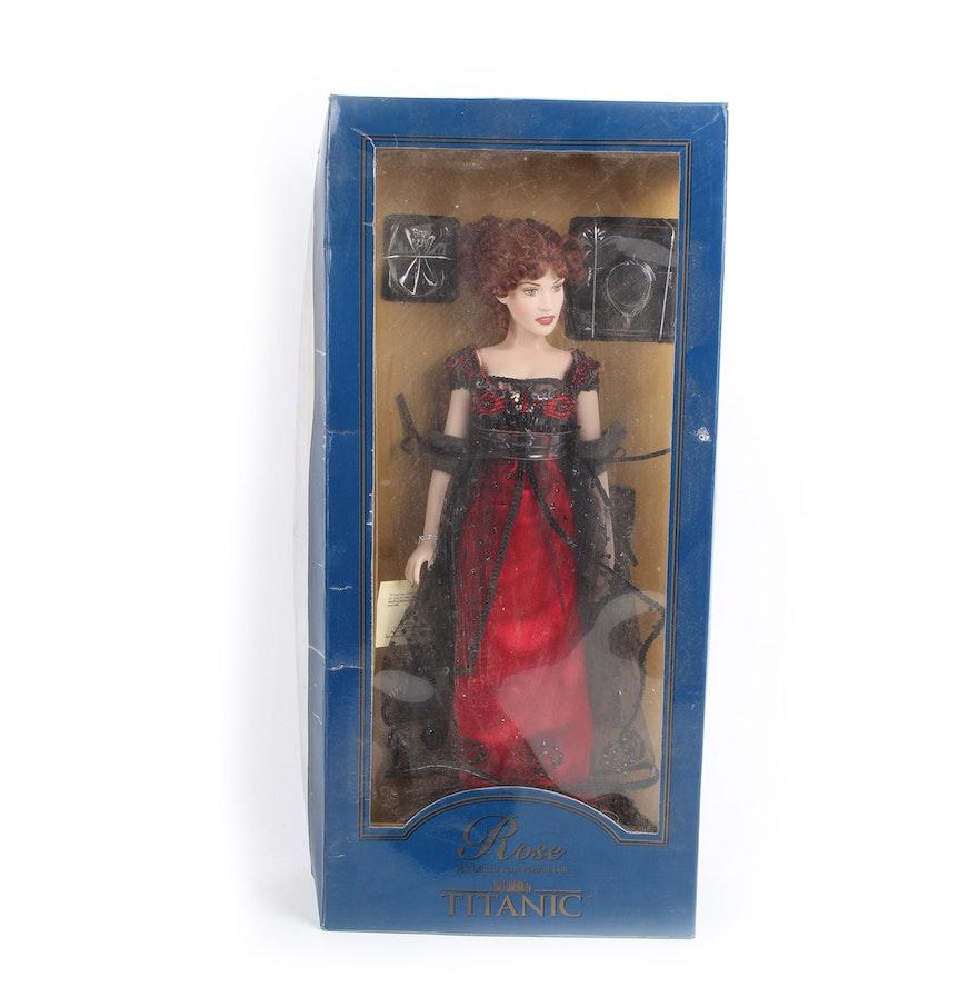 Quot Rose Quot Titanic Doll Ebth