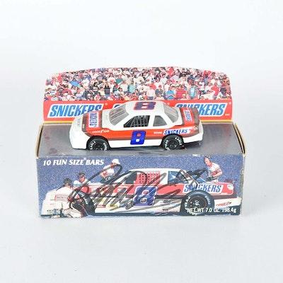 Signed 1991 Rick Wilson Snickers Racing Team Die-Cast Car