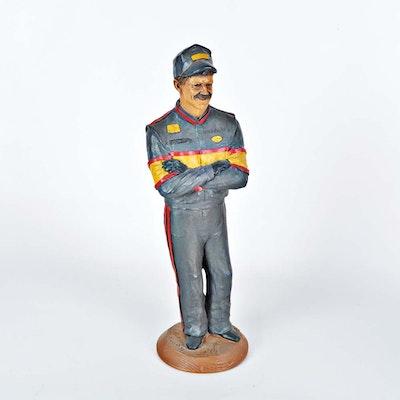 Davey Allison Figure by Tom Clark