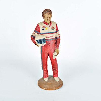 Bill Elliott Figure by Tom Clark