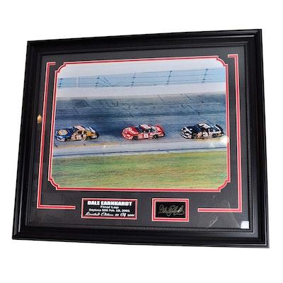 """Limited Edition Dale Earnhardt Sr. """"Final Lap"""" Photograph"""