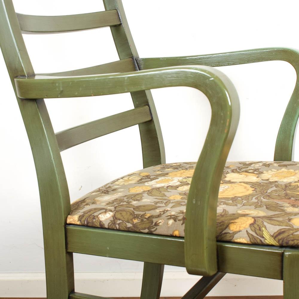 Dfw Furniture Columbus Ohio: Vintage Wisconsin Chair Company Armchair