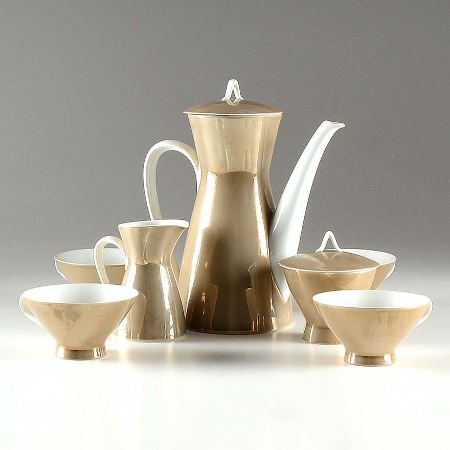 1950's Rosenthal China by Raymond Loewy