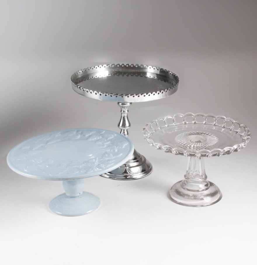 Decorative Cake Stands Collection Of Decorative Cake Stands Ebth