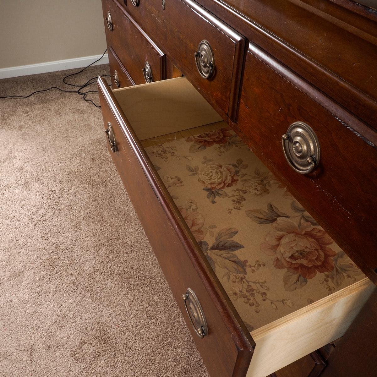 Chris Madden Collection Master Dresser By Bassett Ebth