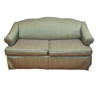 Clayton Marcus Upholstered Sofa Ebth