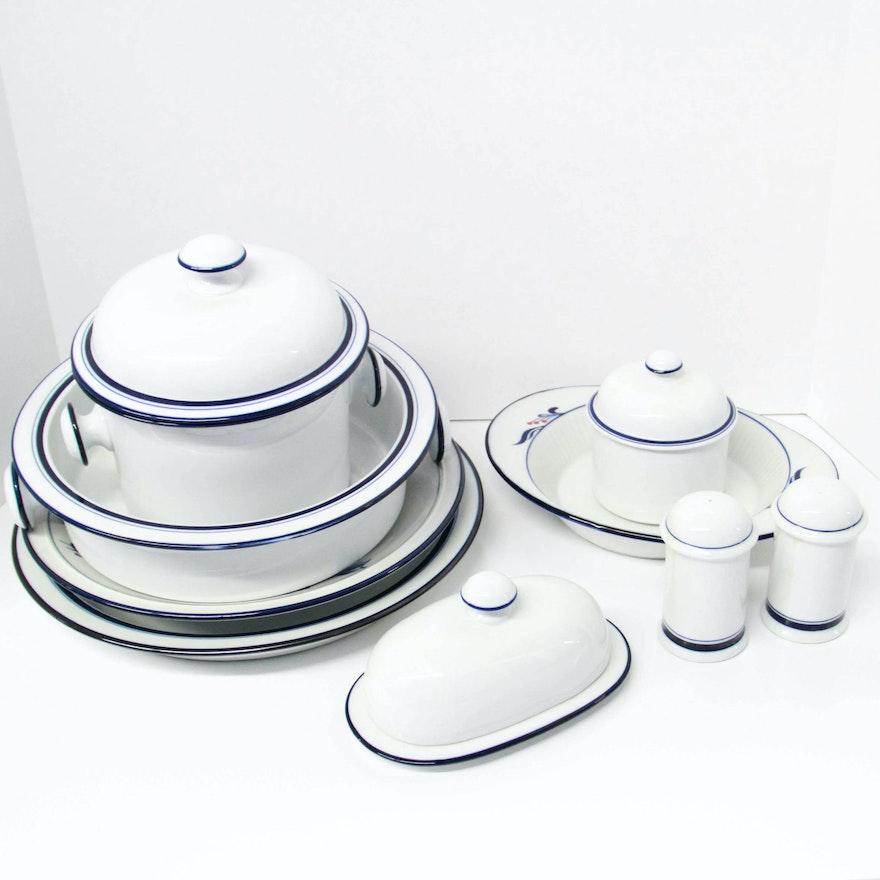 Dansk Bistro Dinnerware : EBTH