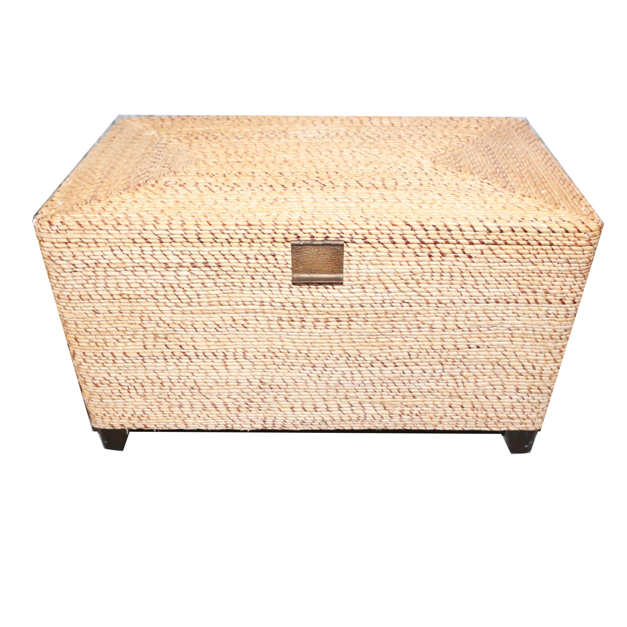 Pier 1 Imports Wicker Storage Chest ...