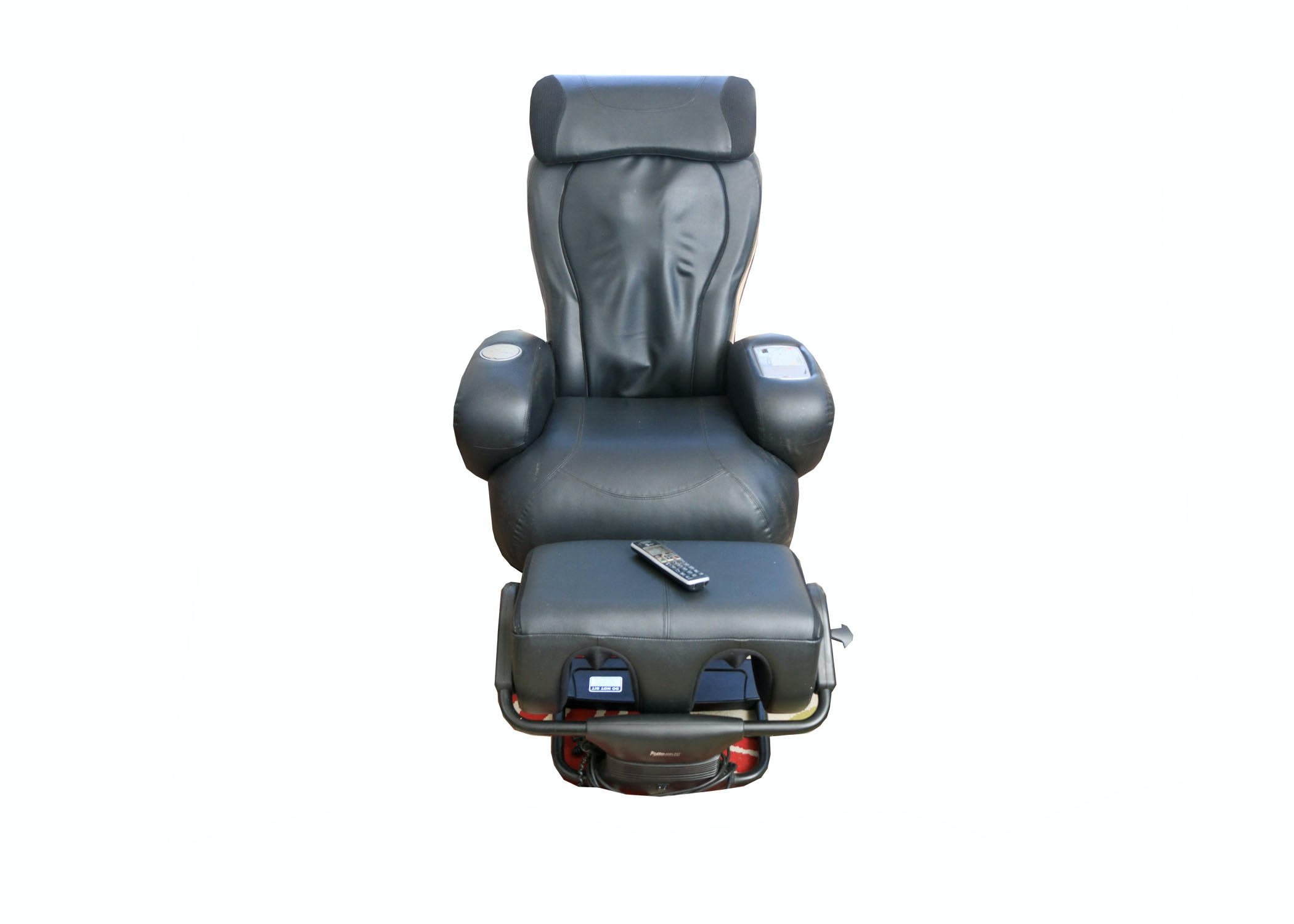 ijoy turbo 2 massage chair with ottoman