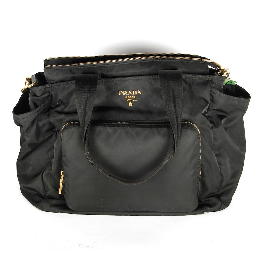 460197211a27 Prada Diaper Bag : EBTH