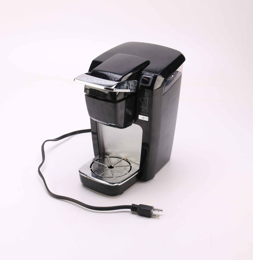 Keurig Coffee Maker Not Powering Up : Keurig Coffee Maker : EBTH