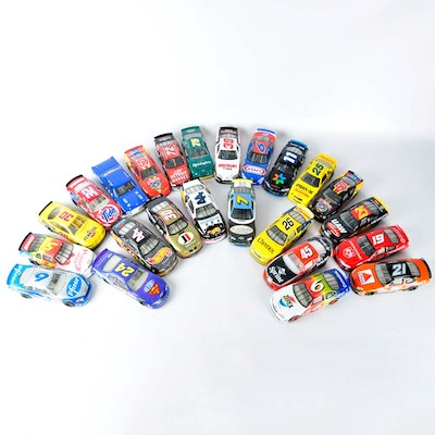 Racing Champions Die Cast Cars