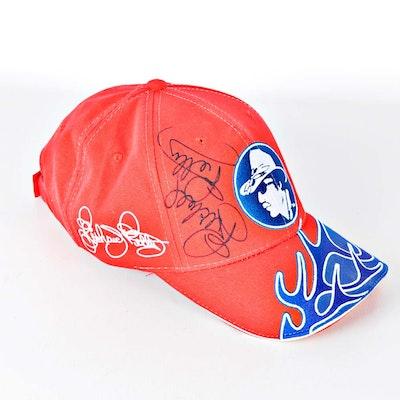 Richard Petty Autographed Hat