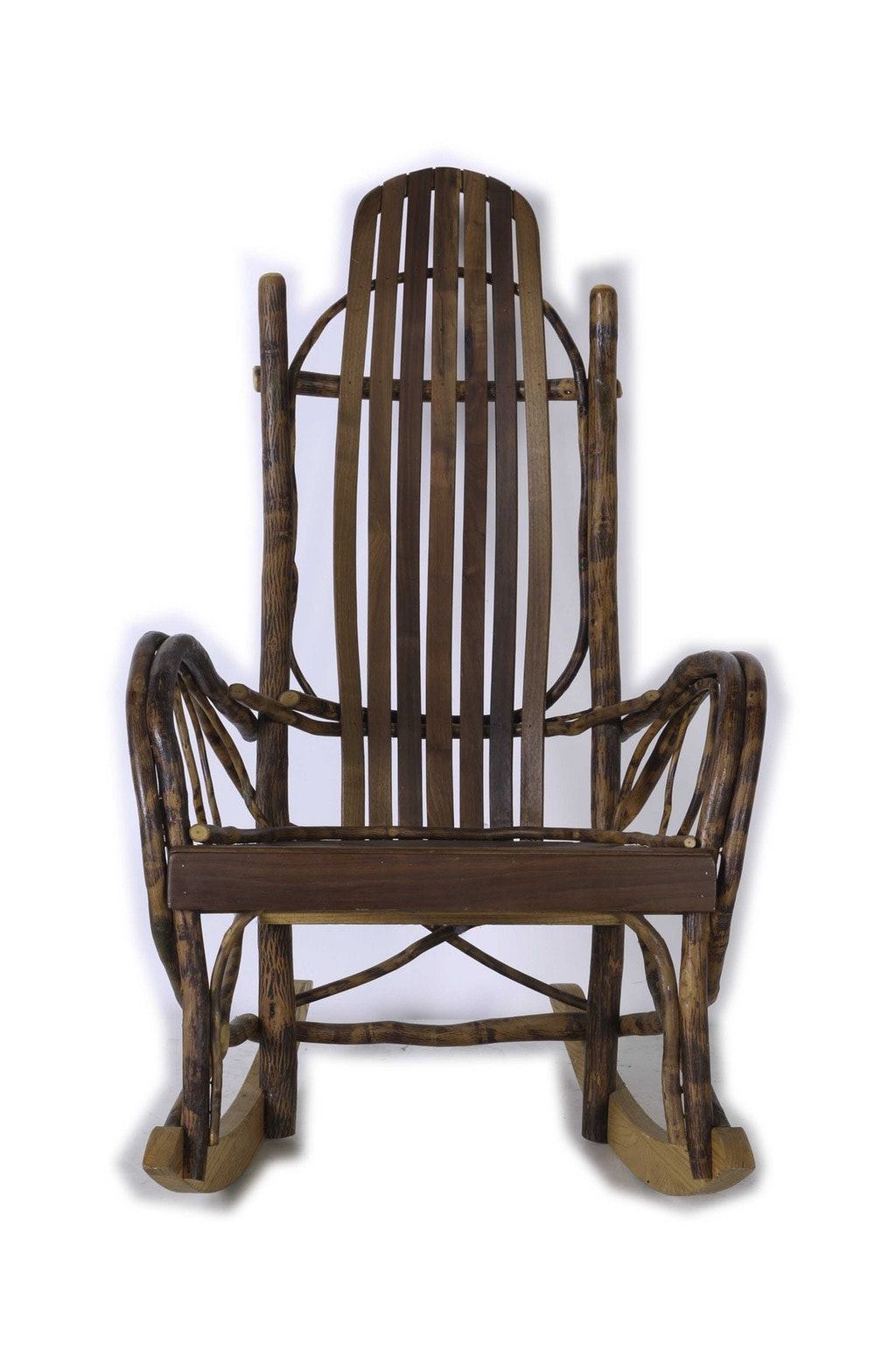 adirondack rocking chair by james overman