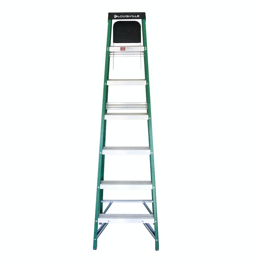 Louisville Seven Foot A-Frame Ladder : EBTH