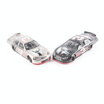 Dale Earnhardt Platinum Series Die-Cast Car Set