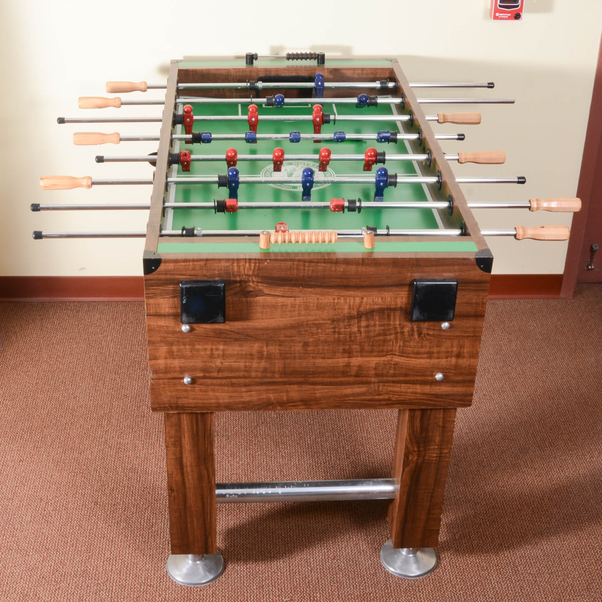 Good Time Novelty Inc Foosball Game Table Ebth
