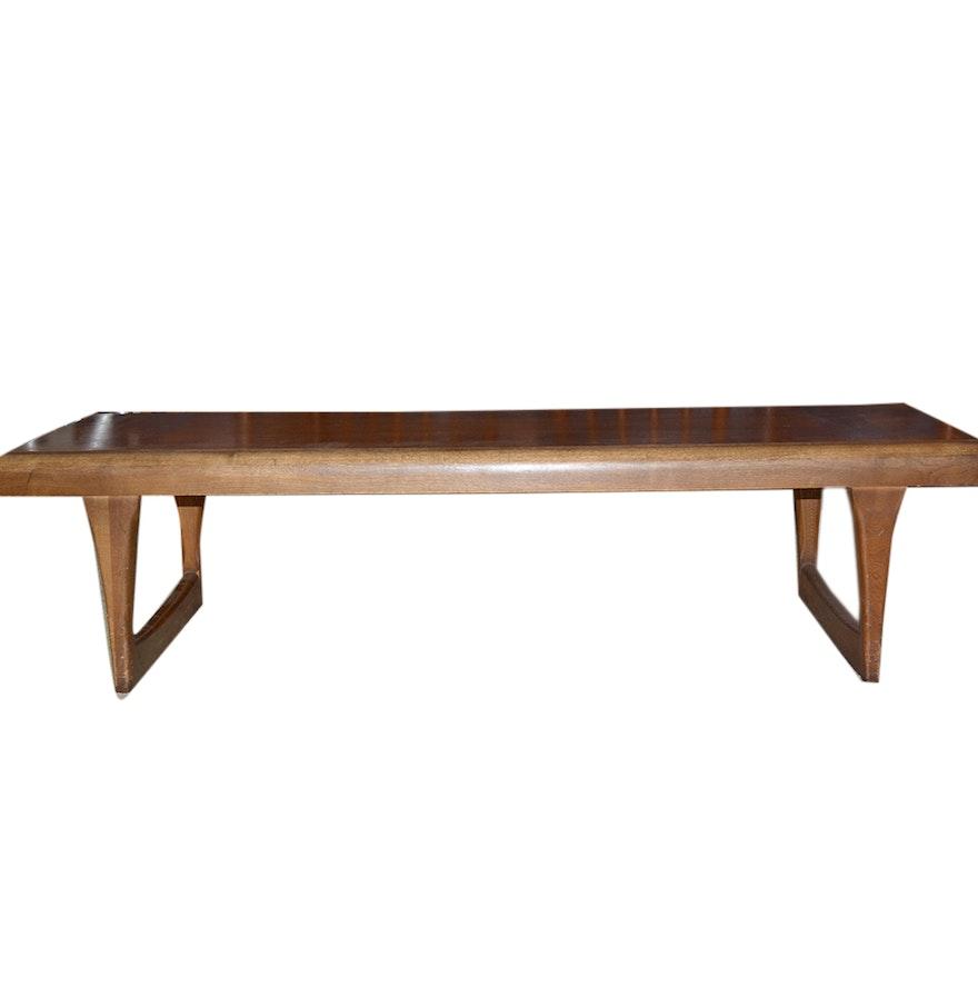 Lane Blonde Coffee Table: Mid Century Modern Coffee Table By Lane : EBTH