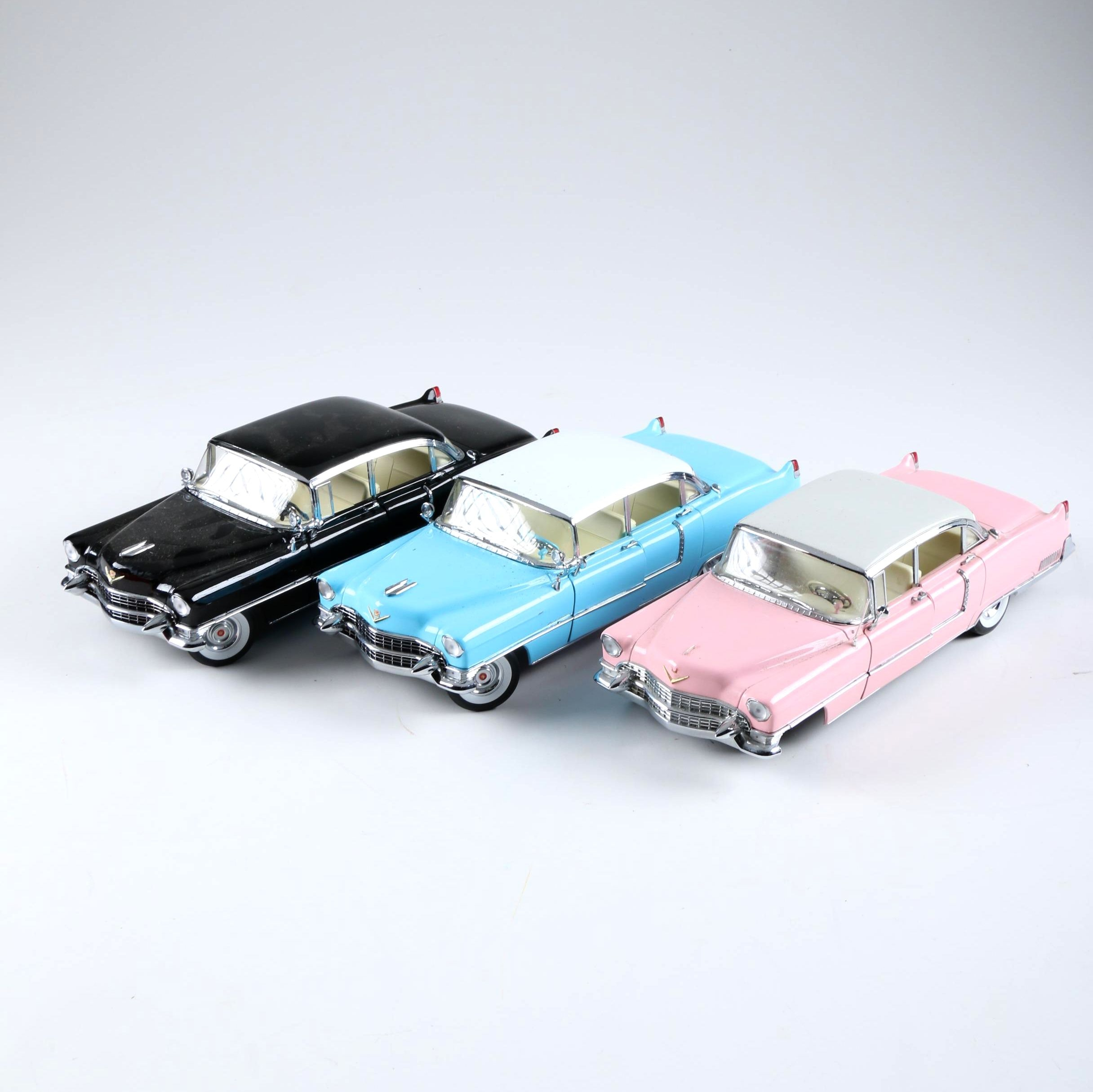 1955 Cadillac Fleetwood Die-Cast Car Collection