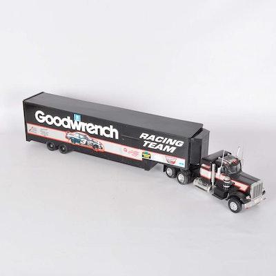Dale Earnhardt Sr. #3 Goodwrench Team Carrier Model