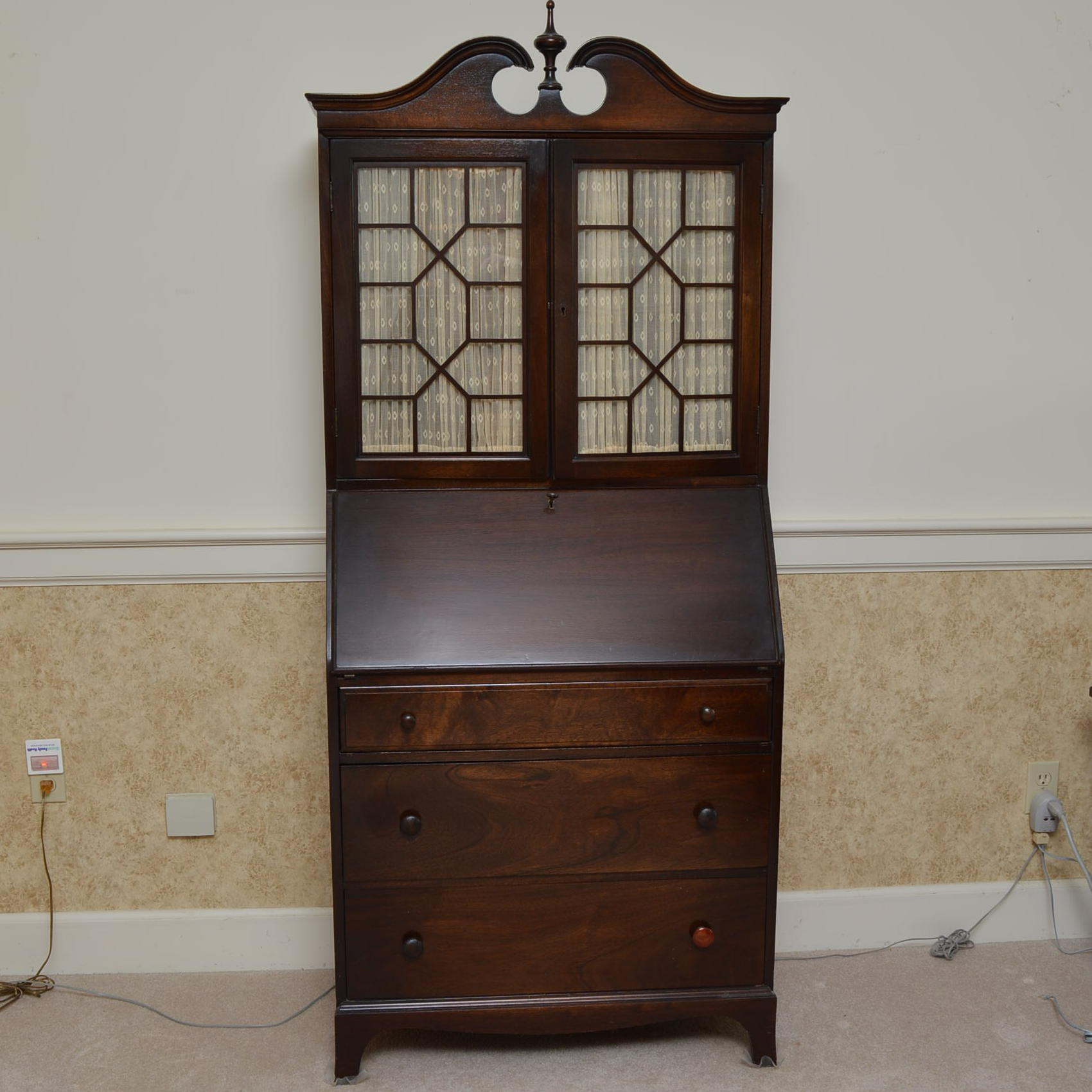 Rockford Cabinet Company Desk | Bar Cabinet
