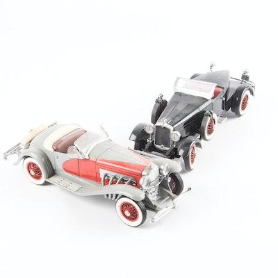 Danbury  Mint Die-Cast Cars