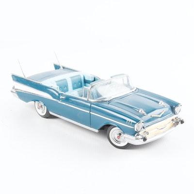 Danbury Mint 1957 Chevrolet Bel Air Die-Cast Car