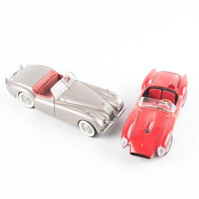 Danbury Mint Die-Cast Vintage Cars