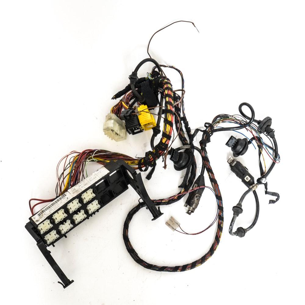 Porsche Boxster Rear Fuse Box Wire Center 986 Trunk Harness And Ebth Rh Com