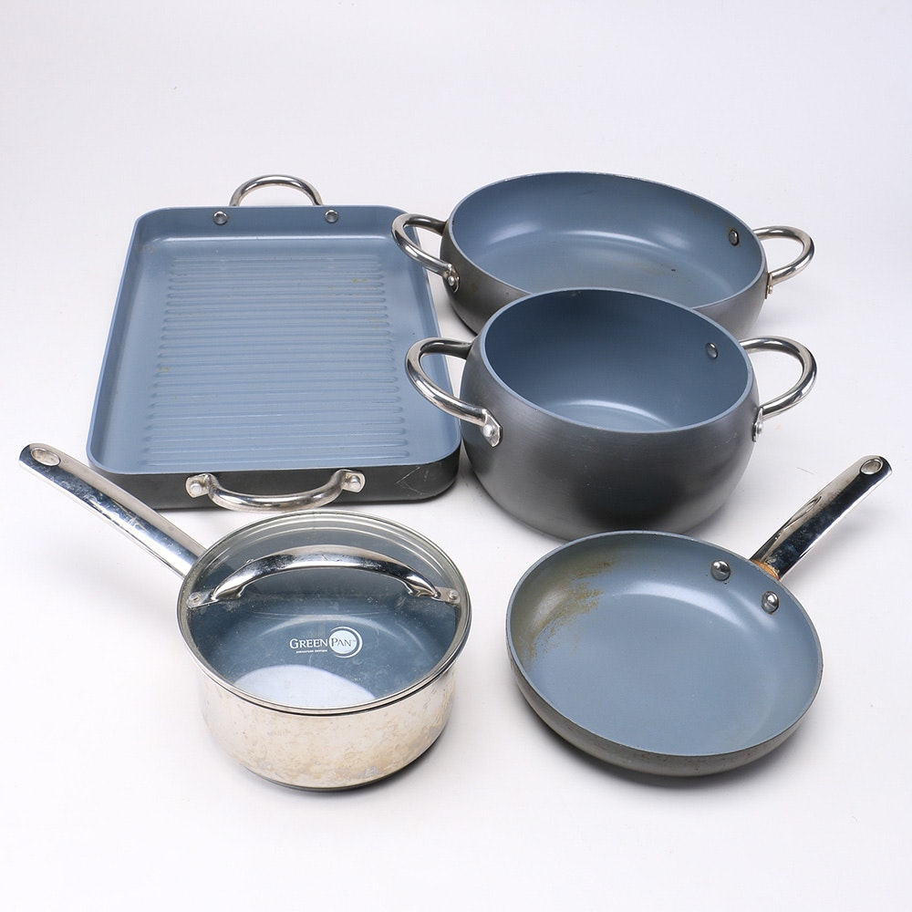 Stainless Steel Pots Pans And Pressure Cooker Ebth