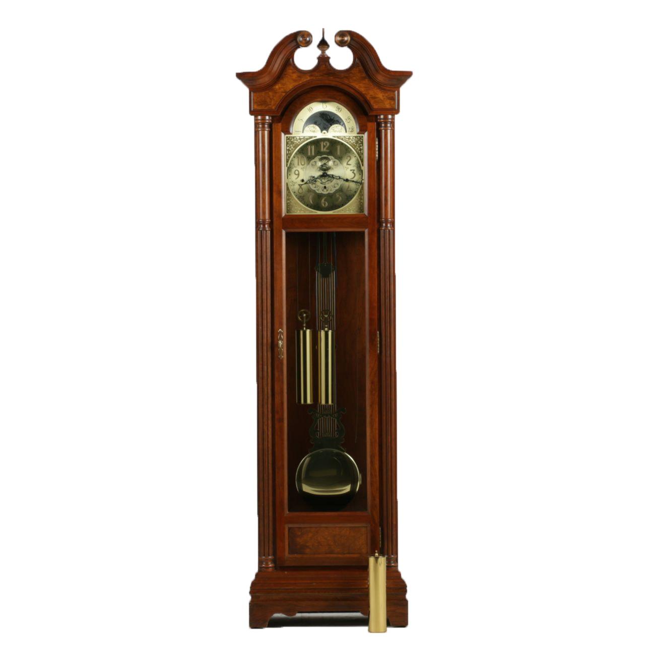 Seth Thomas Grandfather Clock : EBTH