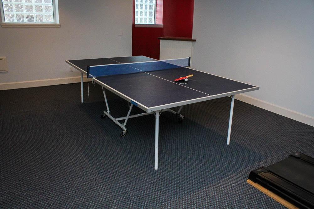 Harvard Folding Ping Pong Table ...