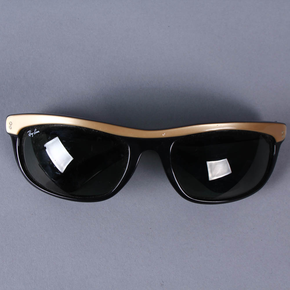76fc1d5f9 ... sweden vintage balorama bl ray ban sunglasses a6091 12072