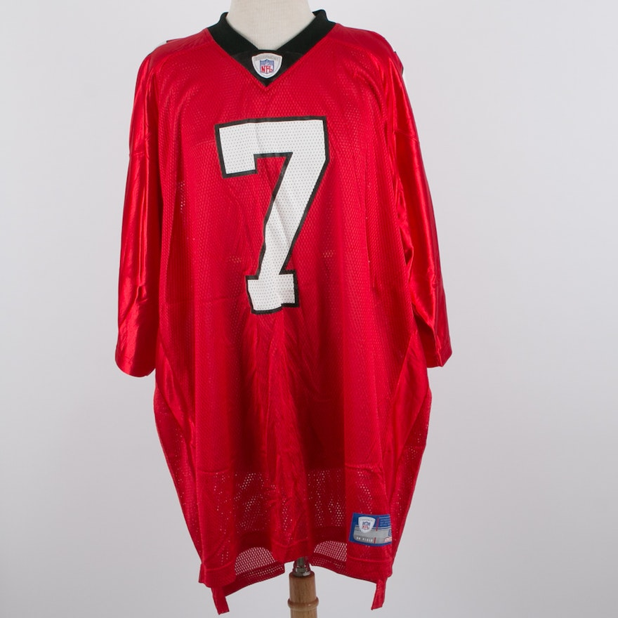 newest 9c7d5 6cb1d Mike Vick Throwback Jersey