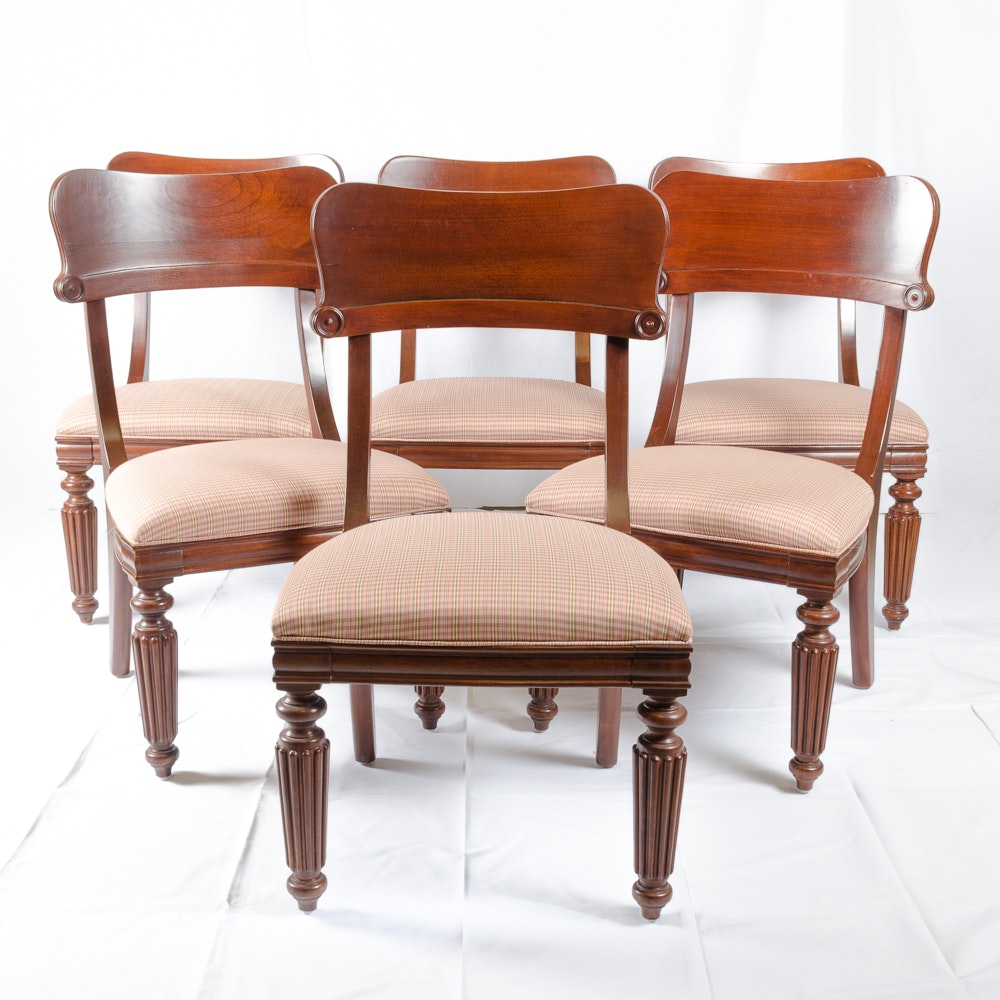Early 21st Century Polo Ralph Lauren Dining Chairs Ebth