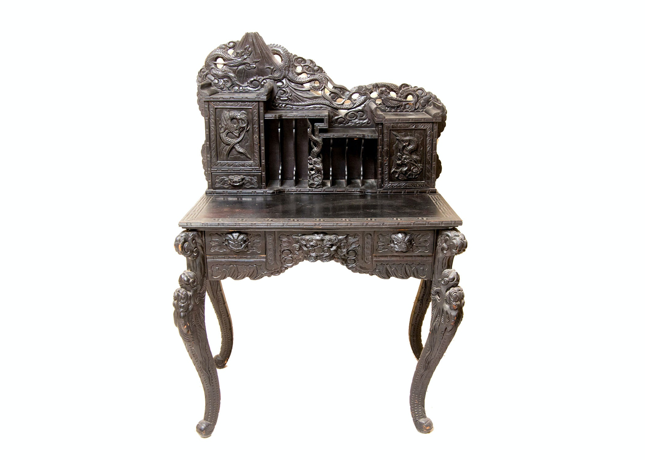 Early 20th Century Chinese Export Writing Desk