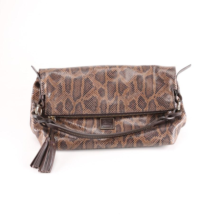 3750fe5bced0 Dooney And Bourke Handbags Snake Print   Stanford Center for ...