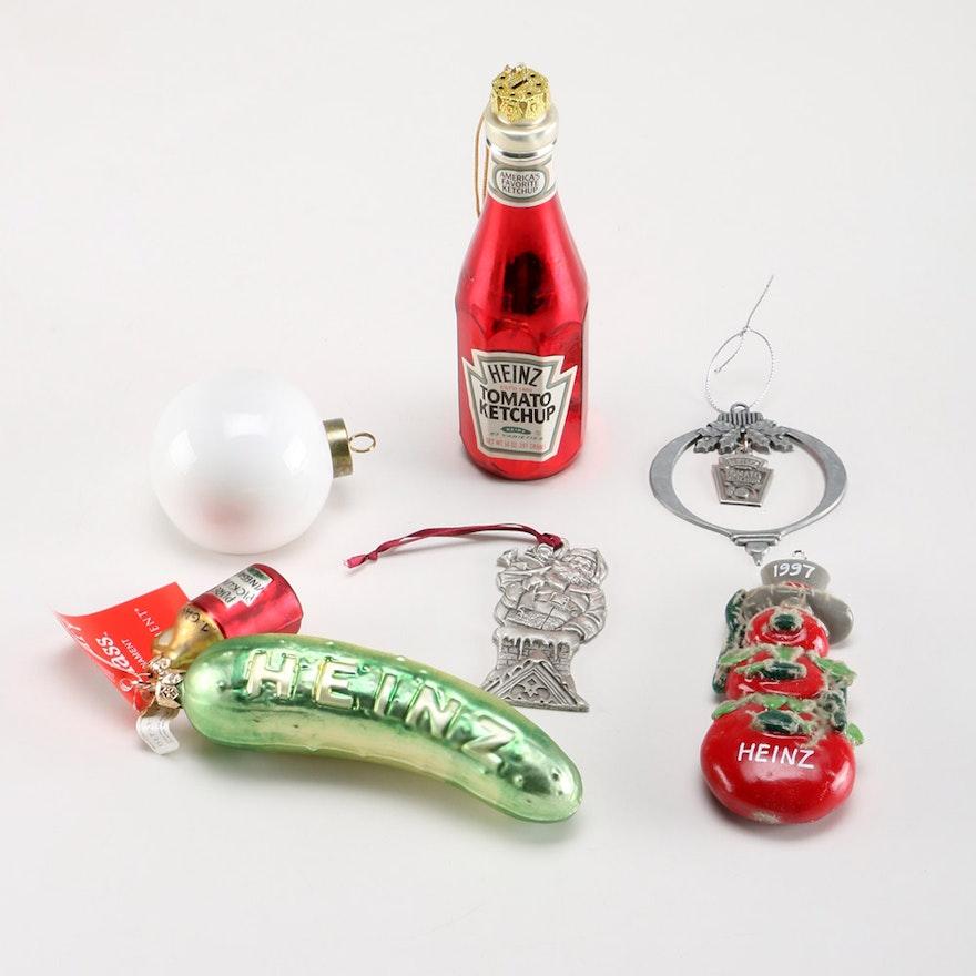 H.J. Heinz Company Ornaments