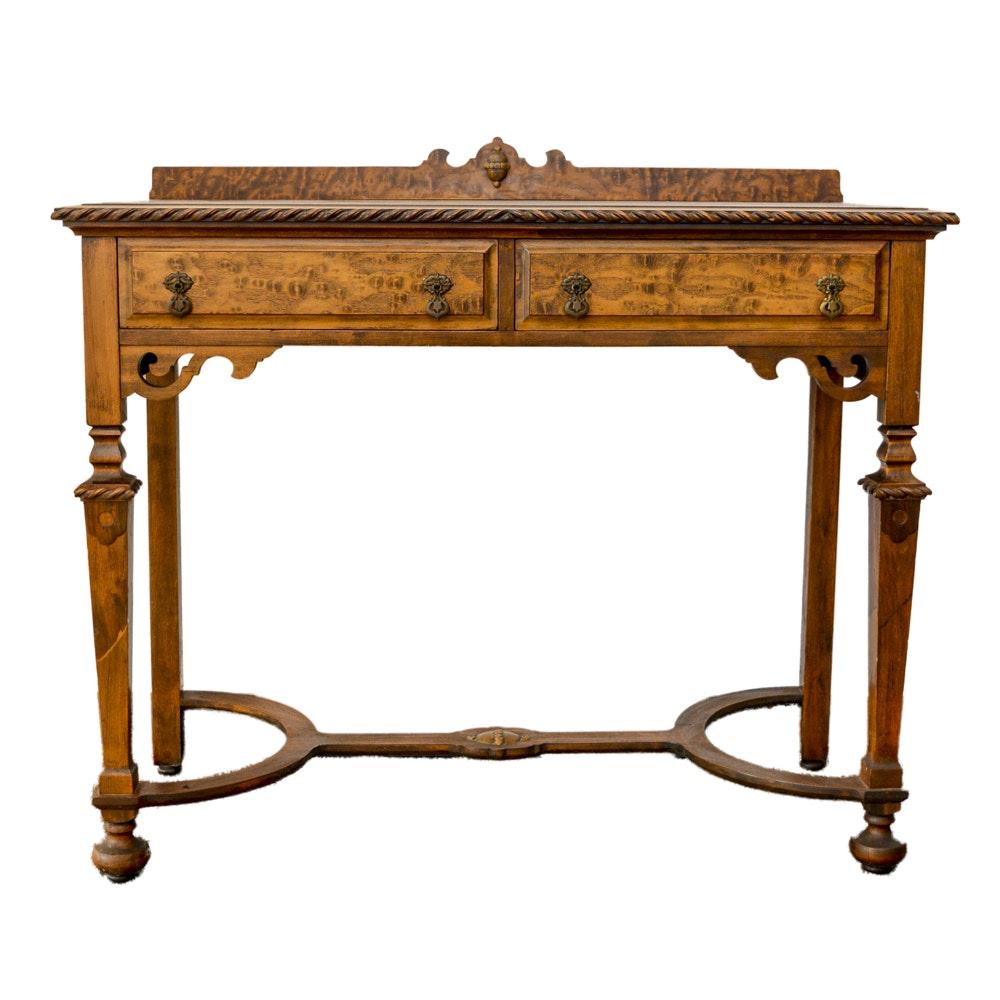 Depression Era Console Table