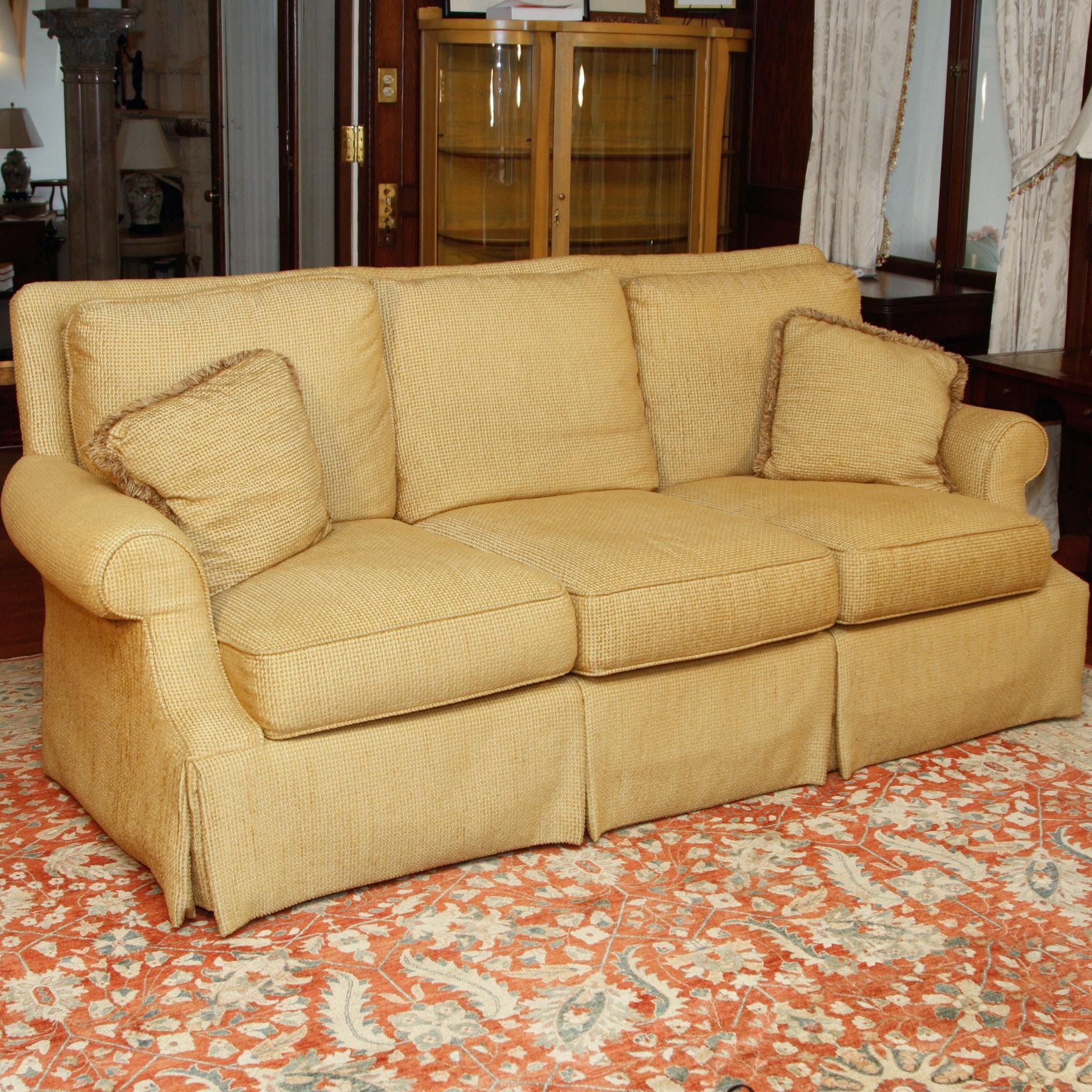 Ferguson Copeland Upholstered Sofa : EBTH